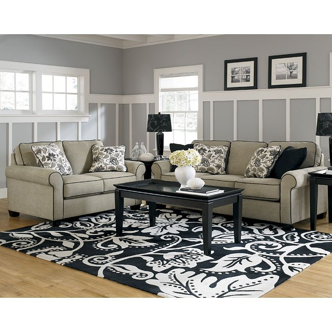 Ashley Furniture From Furniturepick Caroline Sepia Living Room Set Furniturepick