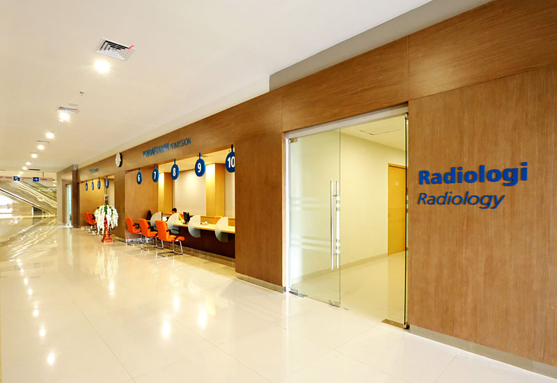 RS Indriati, Hospital furniture projects, Indonesia interior, Java furniture