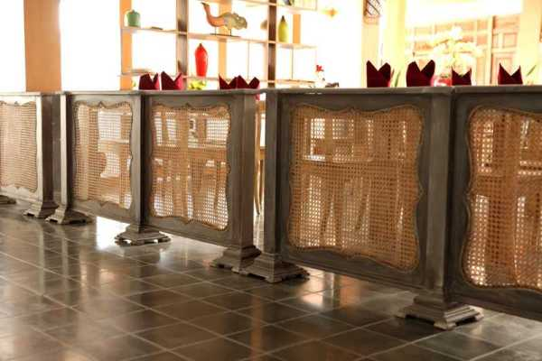 Burza Hotel Devider, Furniture for lobby hotels