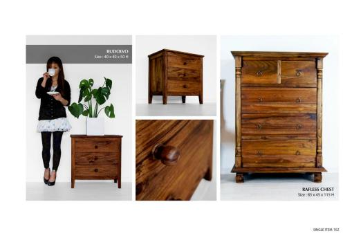 Rudolvo And Raflest Chest Wooden Furniture Wholesale