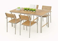 Summer Dining Set - Indonesia Outdoor furniture wholesale