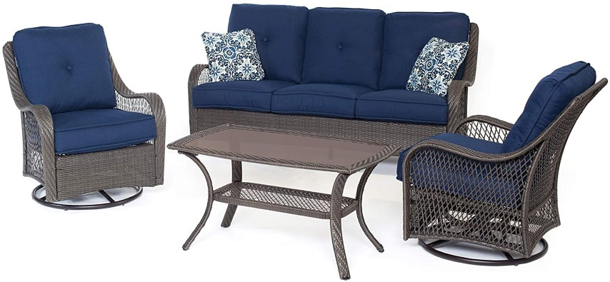 9 best patio conversation sets with