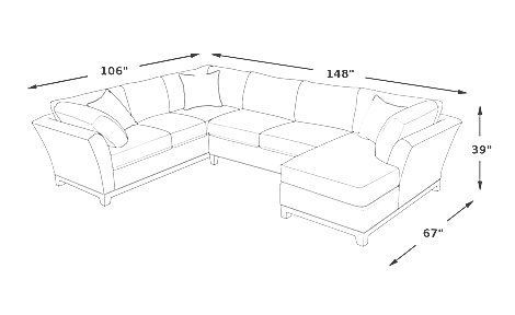 how to measure a sofa for a perfect fit