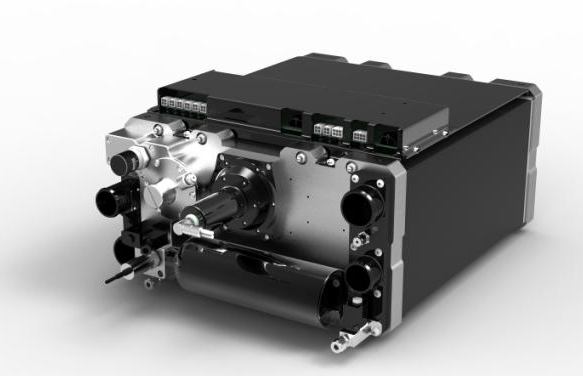 Detailed functioning of a Hydrogen Fuel Cell