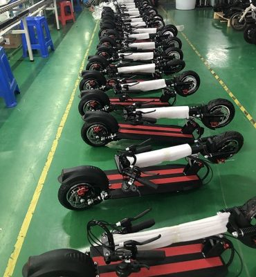 FuroSystems Scooters Pre-Packed