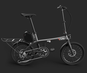 FURO X High Performance Full Carbon Folding eBike