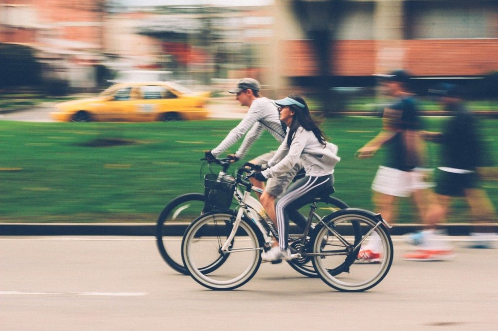 electric bikes and exercise