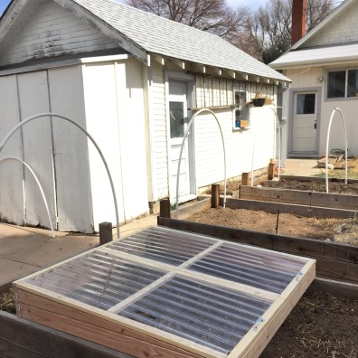 Jump Start a Spring Garden with a Little Help from Your Cold Frame ...