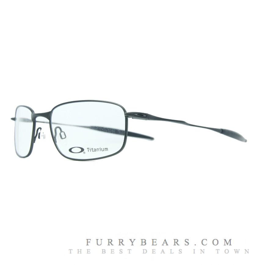 22d326926e Oakley Chieftain Pewter Prescription Glasses