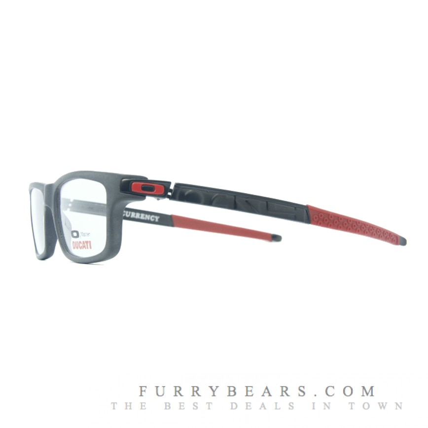 d3c46ec523 Oakley Currency – Ducati Red