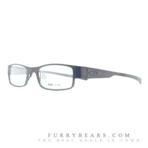 bcd8847c913e Oakley Ratchet 4.0 Pewter Polished Midnight Prescription Glasses