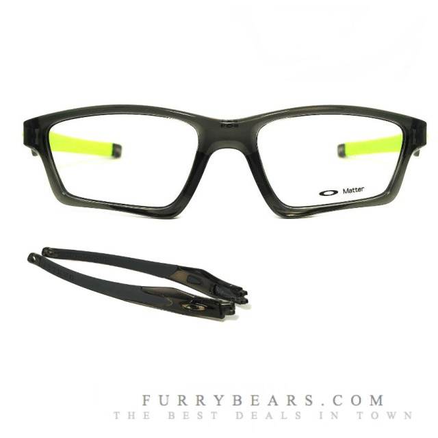 Crosslink Sweep Oakley Lime Green