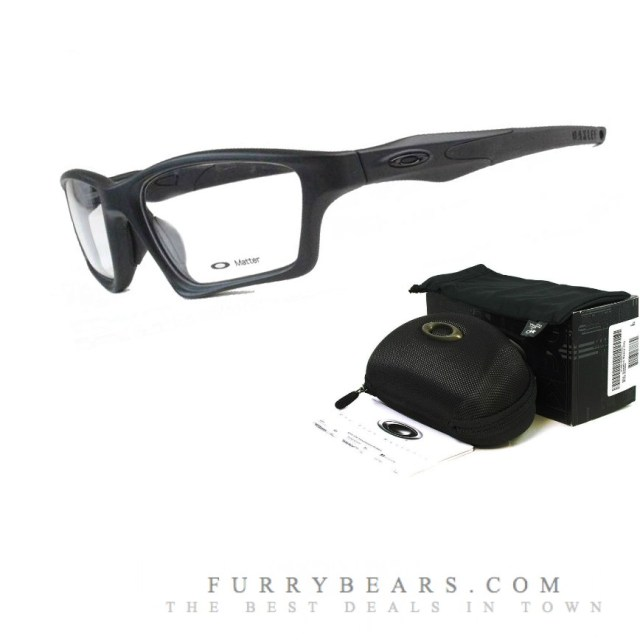 Oakley Crosslink Sweep Satin Black team Cardinal Set 1