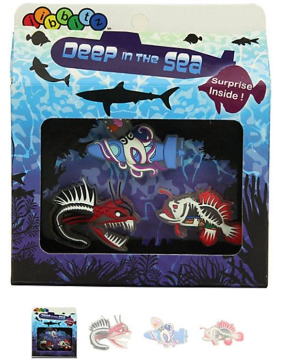 SEA Dp In The Sea 3pc Pck-Card