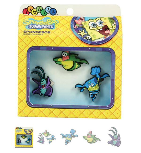 SpongeBob Superhero 3-pack