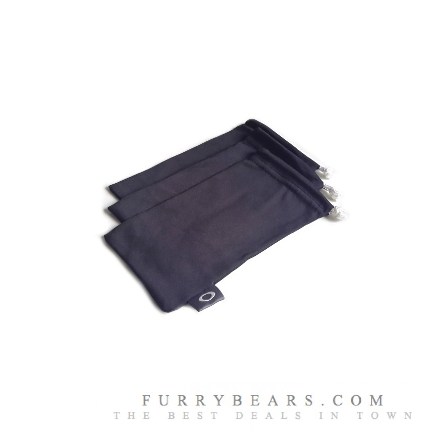 8099ccc864f32 OAKLEY MICROCLEAR CLEANING POUCH or STORAGE BAG