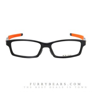 Oakley Crosslink OX 8029 02 Polished Black Orange