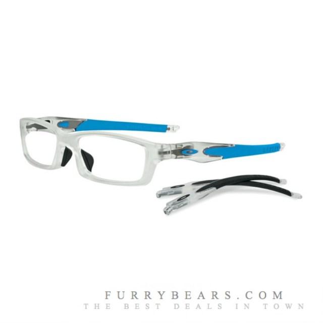 Oakley OX8029 CROSSLINK Asian Fit 8029-14 sky blue