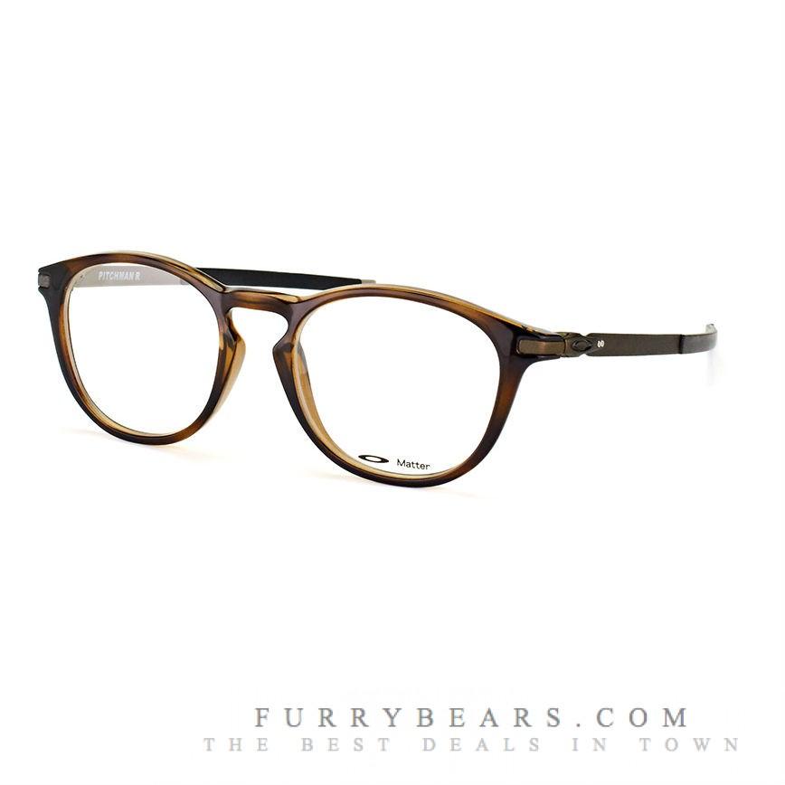 c30f6d37cd Oakley OX8105 PITCHMAN R 8105-03 | FurryBears.com