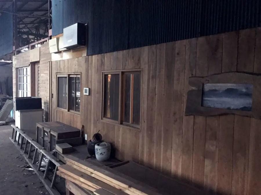 【古道具】大きな倉庫を物色!もらいもの家具など