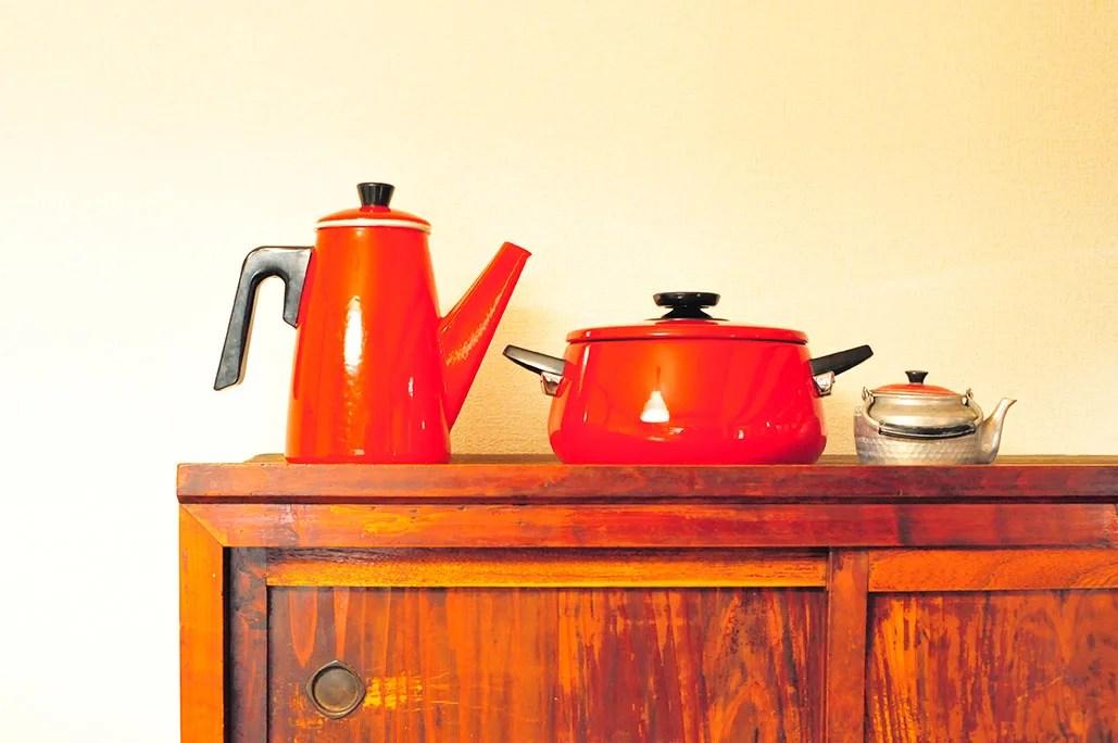 キッチン用品も!古道具・中古品でオシャレなふるもの生活2