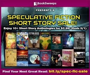 Speculative Fiction Short Stories Sale