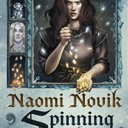 Naomi Novik as Unknowing Mentor and oh yeah Fanfiction