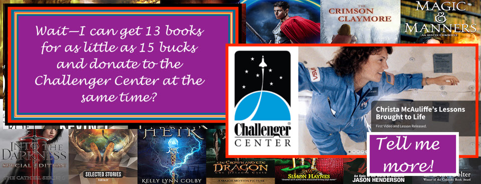 A Truly Epic Fantasy Book Bundle!