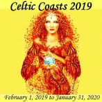Celtic Coasts: A Reading Challenge for 2019