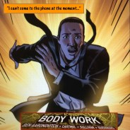 Rivers of London – Body Work [Graphic Novel] #blackathon, My Kind of Mystery