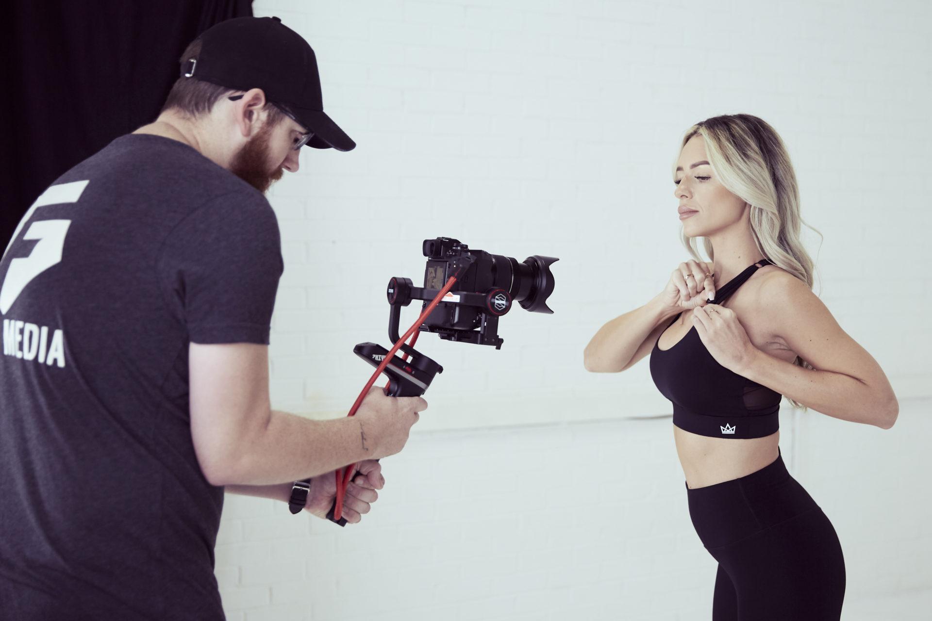 SouthGainz Video Shoot BTS