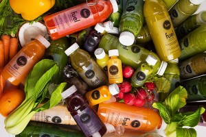 Detox and Raw Organic Juice in London