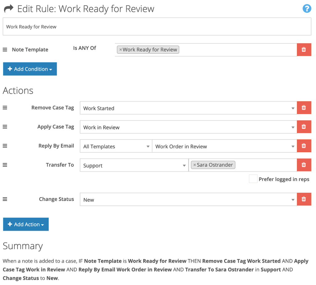 FuseDesk Work Flow Automation in Review