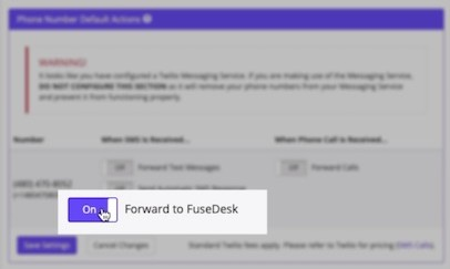 PlusThis Setup with FuseDesk