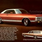 1970 Dodge Monaco Catalog