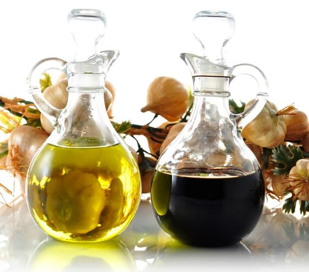 oil and balsamic vinegar dressing