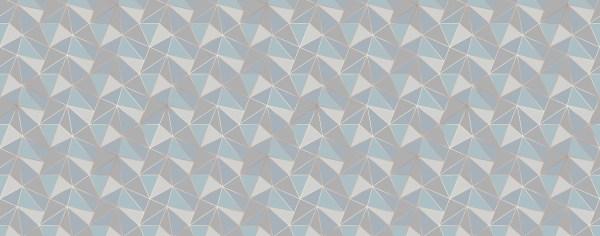 geometric pattern wallpaper mural