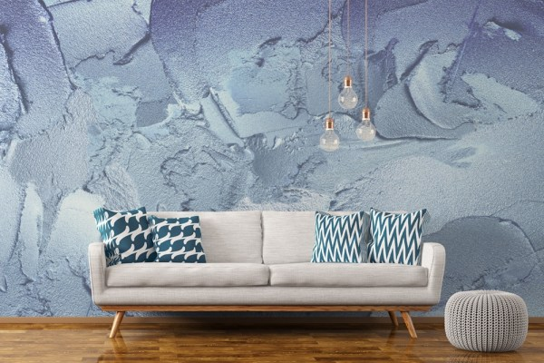 abstract feature wallpaper in blue