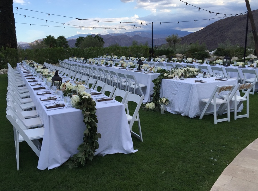 Custom Wedding Palm Springs