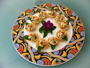 Appetizer Platter Palm Springs Catering