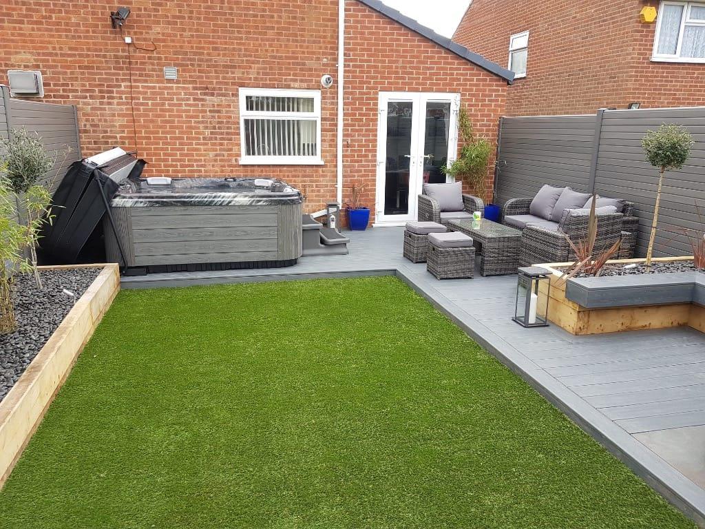 Garden Design Services In Nottingham Fusion Garden Creations