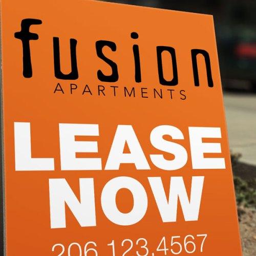 Blog Post Thumbnail for Free Apartment & New Home Signage Mockup PSDs