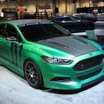 Custom Hood Scoop Ford Fusion V6 Sport Forum
