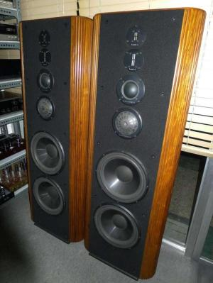 Forum ~ Infinity RS 9 Kappa Series 4Way Speaker System ~ FusoElektronique