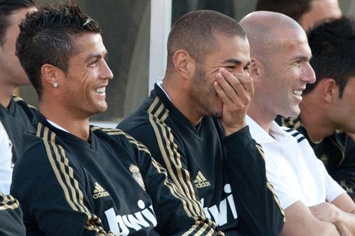 Ronaldo Früher - Juventus Turin Alvaro Morata Ist Fur Cristiano Ronaldo Wie Fruher Benzema