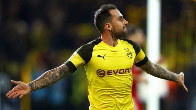 Offiziell Bvb Zieht Kaufoption Bei Paco Alcacer Fussballtalentenet