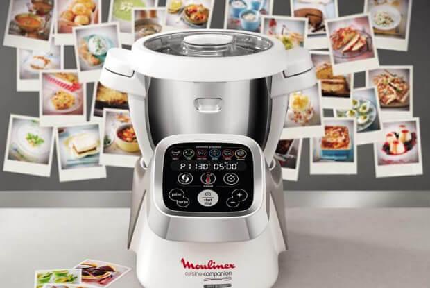 cuisine companion le robot cuiseur