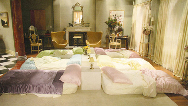 Checklist For The Ultimate Sleepover