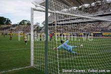"""Segundo gol de Penalti de César """"Maestrico"""" González"""
