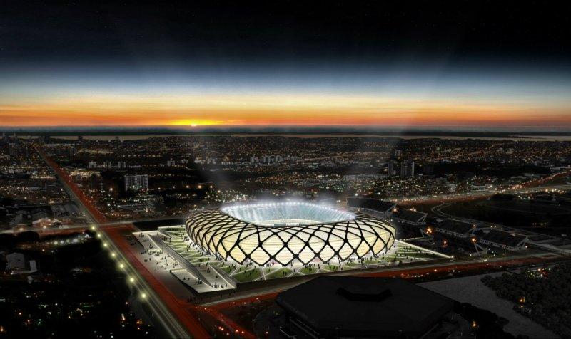 Arena Amazonia, Manaos. Foto: fifa.com
